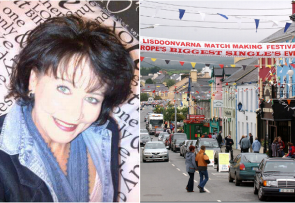 This woman is going to HUGE lengths to find love at the Lisdoonvarna Matchmaking Festival